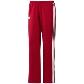 Adidas teamkleding - Sportkleding - kopen - Adidas T16 Team Pant Women Red