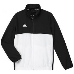 Adidas teamkleding - Sportkleding - kopen - Adidas T16 Team Jacket Jeugd Black