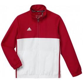 Adidas teamkleding - Sportkleding - kopen - Adidas T16 Team Jacket Jeugd Red
