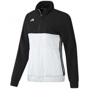Adidas teamkleding - Sportkleding - kopen - Adidas T16 Team Jacket Women Black
