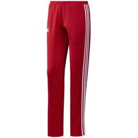 Adidas teamkleding - Sportkleding - kopen - Adidas T16 Sweat Pant Women Red (joggingbroek)