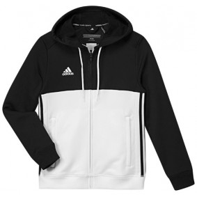 Adidas teamkleding - Sportkleding - kopen - Adidas T16 Hoody Jeugd Black