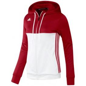 Adidas teamkleding - Sportkleding - kopen - Adidas T16 Hoody Women Red
