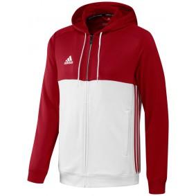 Adidas teamkleding - Sportkleding - kopen - Adidas T16 Hoody Men Red