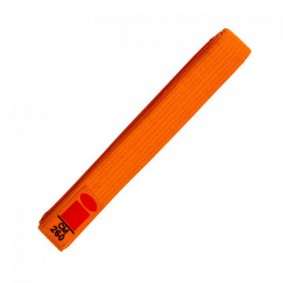 Judo banden - Oranje judobanden - kopen - Essimo judo band oranje