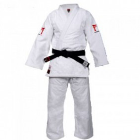 Fighting Films judopakken - Judopakken - Witte Judopakken - kopen - Fighting Films Superstar Classic wit Slim fit