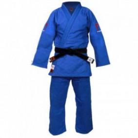 Blauwe Judopakken - Fighting Films judopakken - Judopakken - kopen - Fighting Films Superstar Classic blauw Slim fit