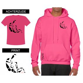 Vrijetijdskleding - kopen - Hoody Sutemi Shocking Pink