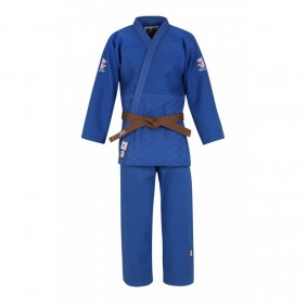 Blauwe Judopakken - IJF approved judopak - Judopakken - Matsuru judopakken - Semiwedstrijd- en wedstrijd judopakken - kopen - Matsuru New IJF Champion Blauw