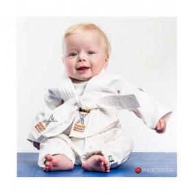 Gadgets en cadeau artikelen - kopen - Baby judopakje wit