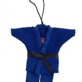 Accessoires - Gadgets en cadeau artikelen - kopen - Essimo mini judopakje blauw