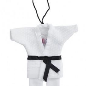 Accessoires - Gadgets en cadeau artikelen - kopen - Essimo mini judopakje wit