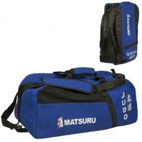 Sporttassen - Judotassen - kopen - Matsuru judotas gewafeld katoen blauw
