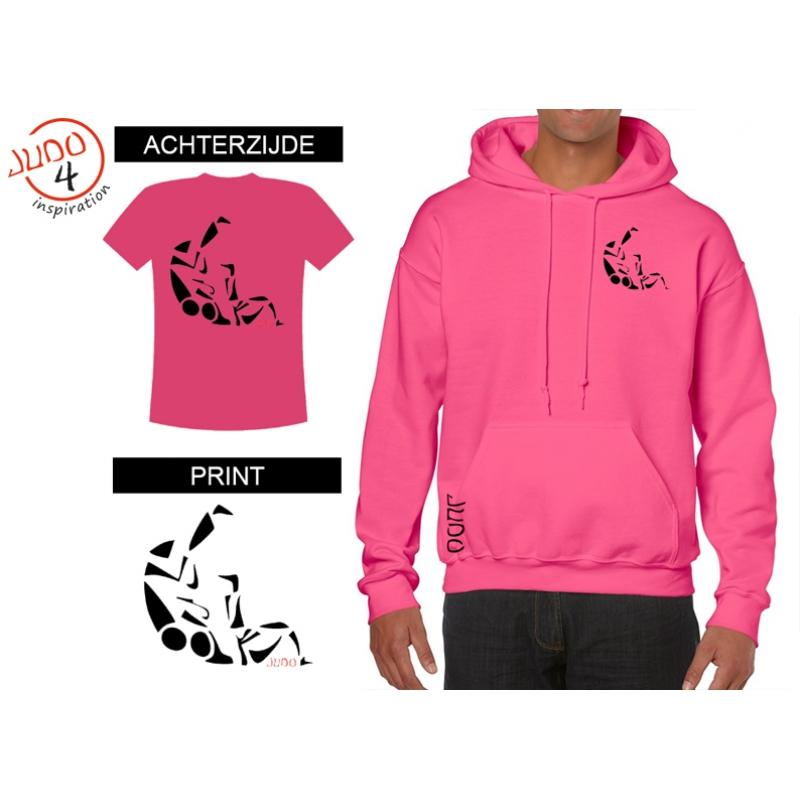 Hoody Sutemi Shocking Pink