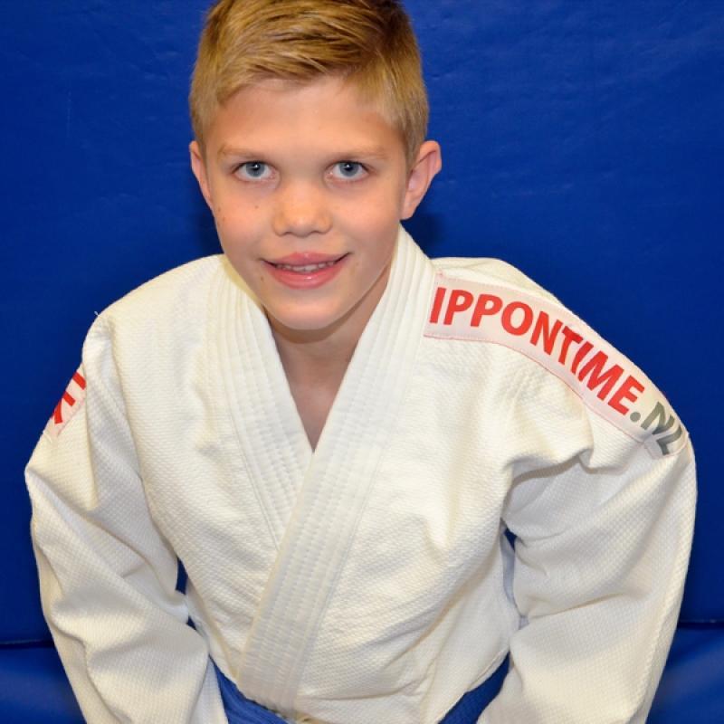 IpponTime.nl judopak recreatie | NU met gratis witte band