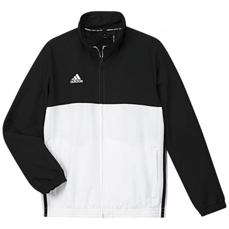 Adidas T16 Team Jacket Jeugd Black
