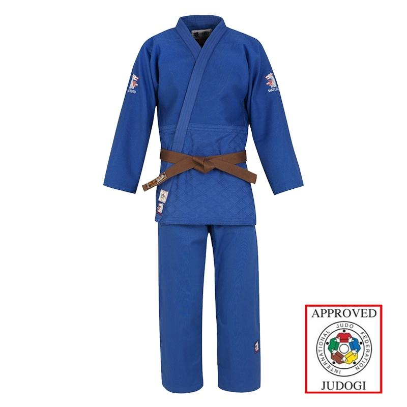 Matsuru New IJF Champion Blauw