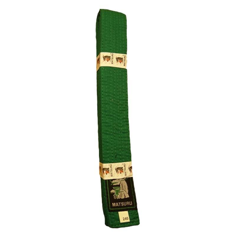 Matsuru Judoband Groen