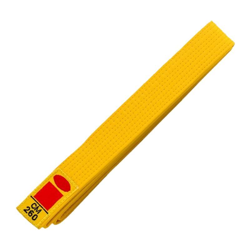 Essimo judo band geel