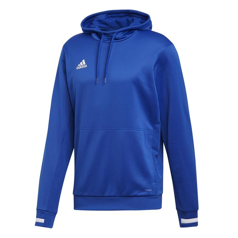 Adidas T19 Hoody Heren Royal Blauw
