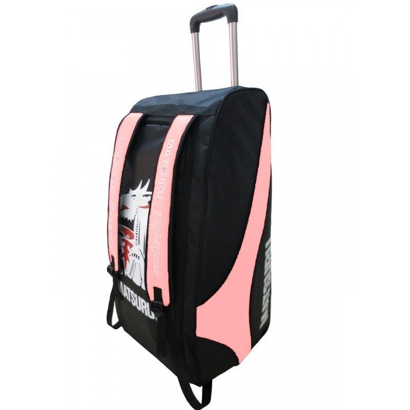 Matsuru Bagscene Trolley Pink