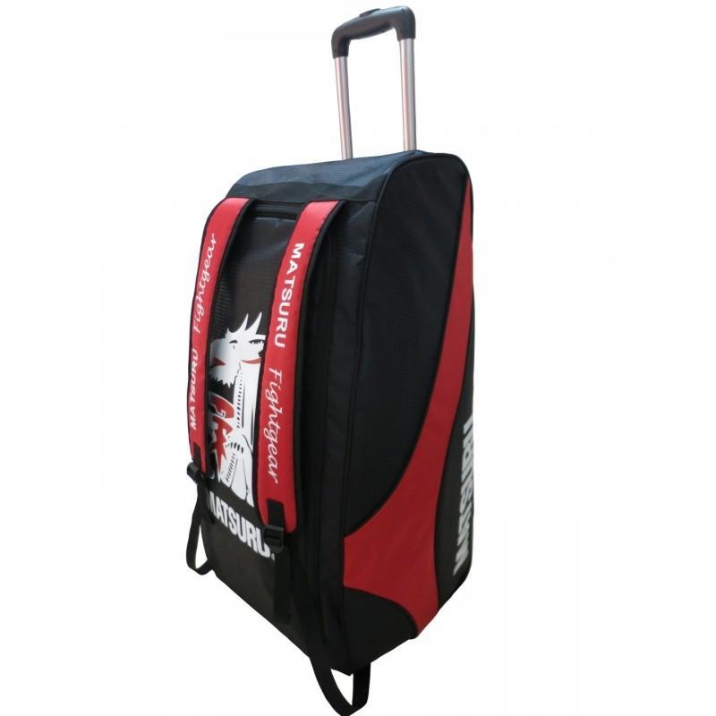 Matsuru Bagscene Trolley Red