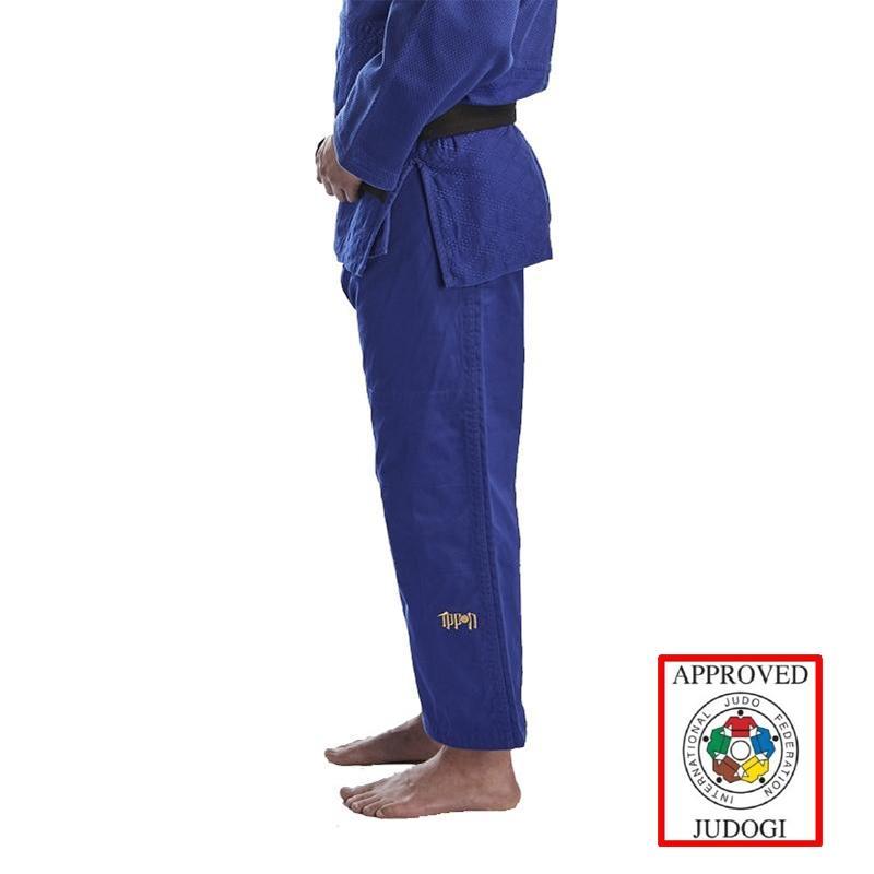 Ippon Gear Legend Pant IJF Blauw MIX-MATCH