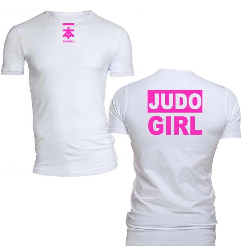 Ippontime Rashguard Judo Girl Jr