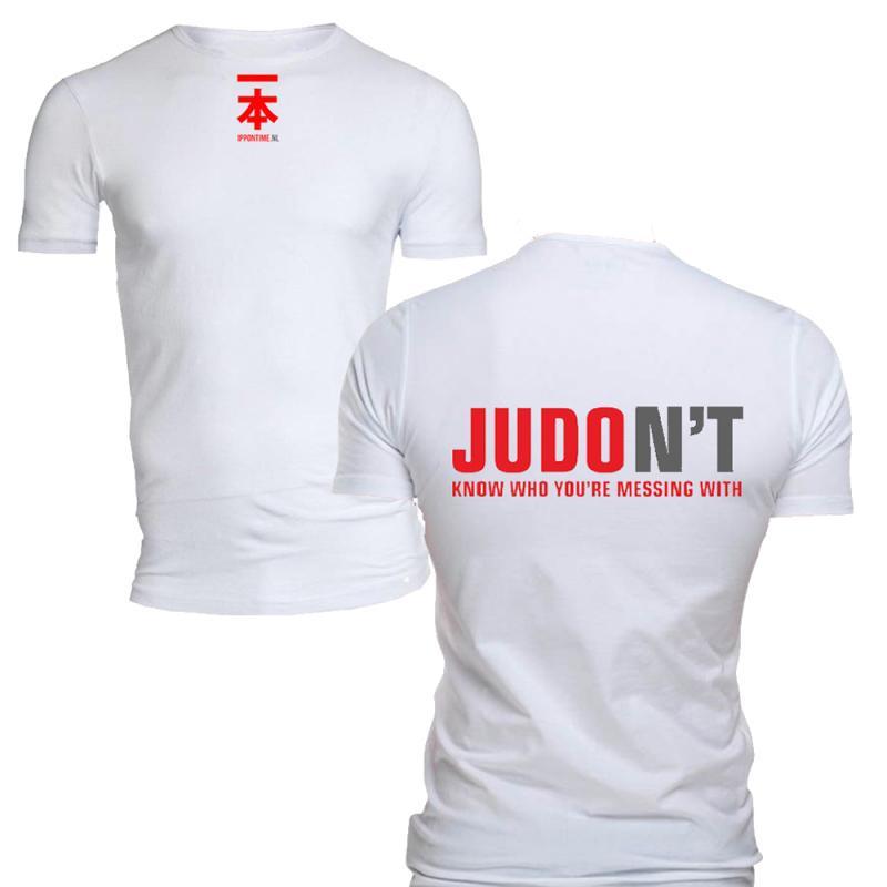 Ippontime Rashguard Judon't Jr